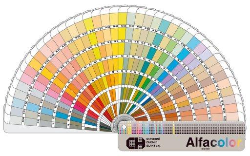 Палитра красок для обоев под