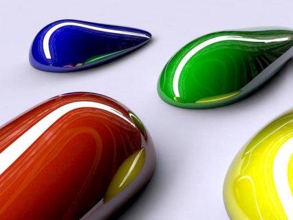 Алкидные масляные краски для