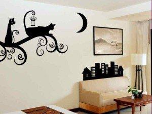 Декор стін в квартирі