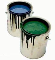 Як пофарбувати декоративну штукатурку
