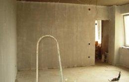 підготовка поверхні кімната