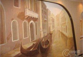 Розпис стін - Венеція
