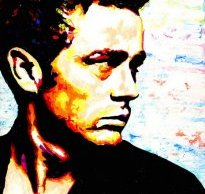 Сліпий художник напише портрет